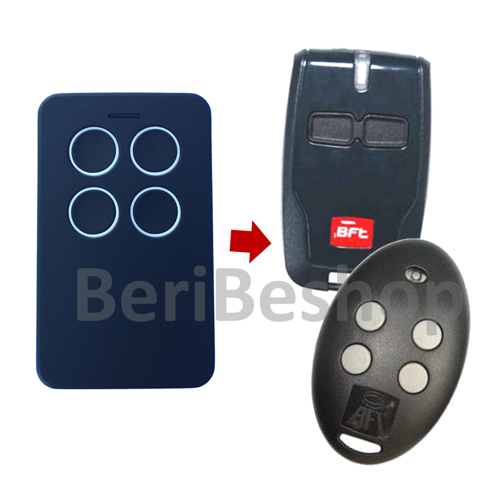 telecomando compatibile con bft mitto e b rcb radiocomando